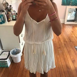 Freeway White Dress  size small!